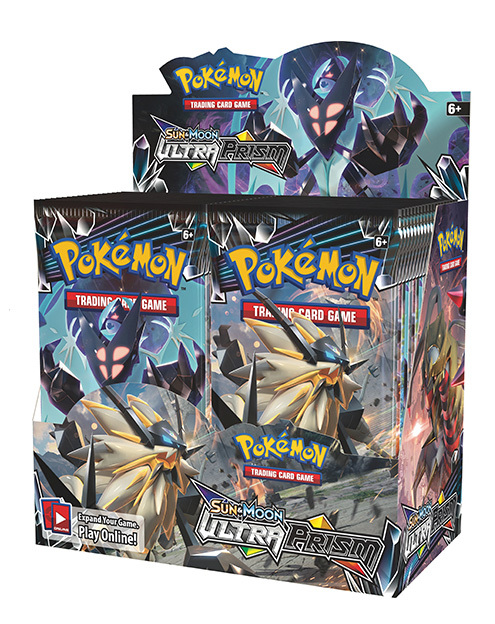 80344-3: Pokemon Sun and Moon Ultra Prism (36CT) Booster Box.jpg