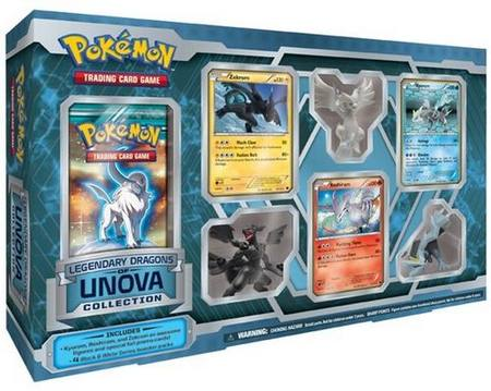 Pokemon Dragons of Unova Collection Box
