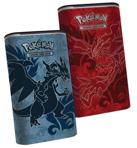 Pokemon Elite Trainer Deck Shield Tin