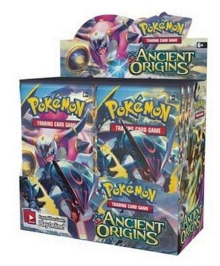 Pokemon XY Ancient Origins (36CT) Booster