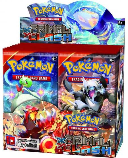 Pokemon XY Primal Clash (36CT) Booster Box