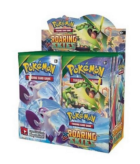 Pokemon XY Roaring Skies (36CT) Booster Box