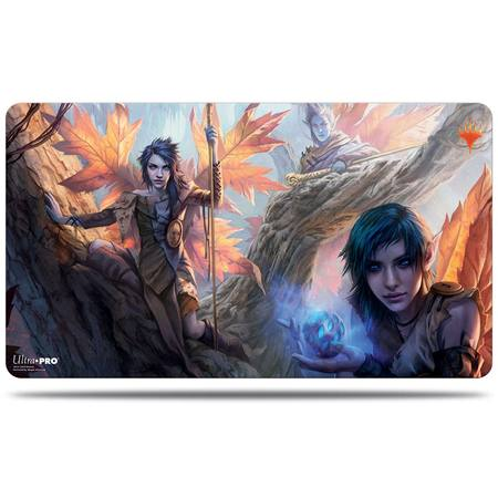 Ultra Pro Magic Throne of Eldraine Playmat - Fae of Wishes