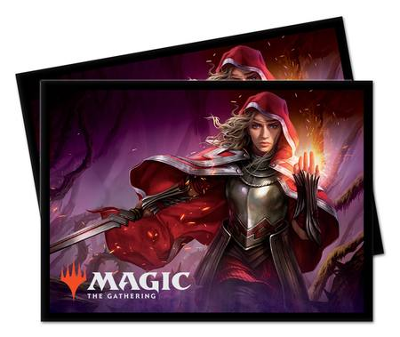 Ultra Pro Magic Throne of Eldraine (100CT) Sleeves - Rowan