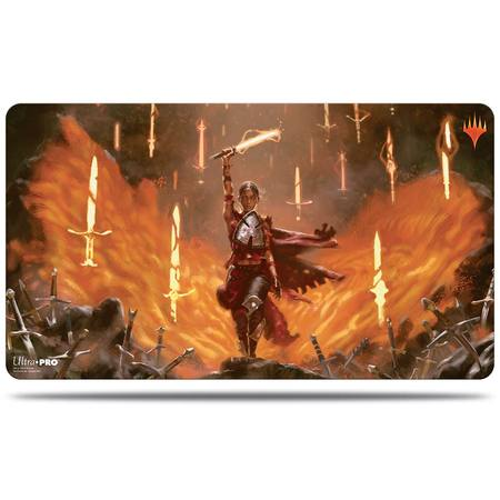 Ultra Pro Magic Throne of Eldraine Playmat - Irengrag Feat