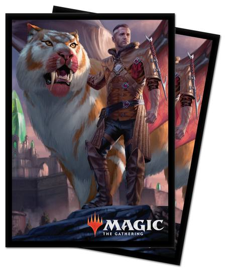 Ultra Pro Magic Ikoria - Lukka Coppercoat Outcast (100CT) Sleeves