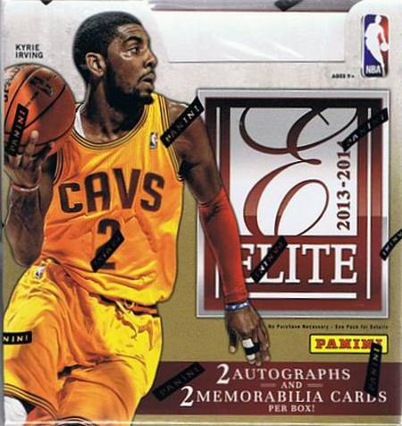 2013/14 Panini NBA Elite Basketball (20CT) Box