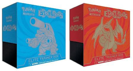 Pokemon XY Evolutions Elite Trainer