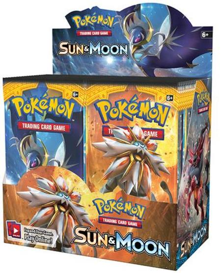 Pokemon Sun and Moon (36CT) Booster Box