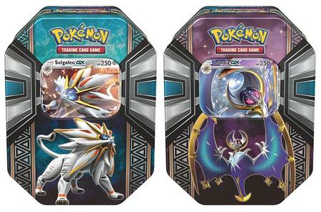 Pokemon Legends of Alola 2 Tin Set