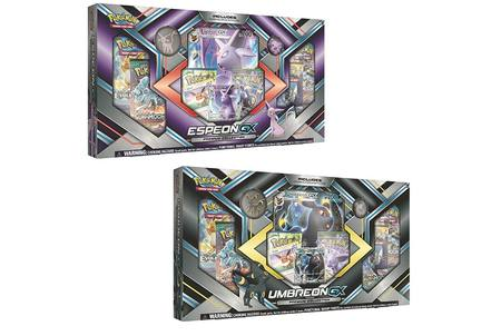 Pokemon Espeon GX / Umbreon GX Premium Collection Box Mix