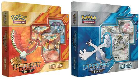 Pokemon Legendary Battle 2 Deck Mix - Lugia & Ho-Oh