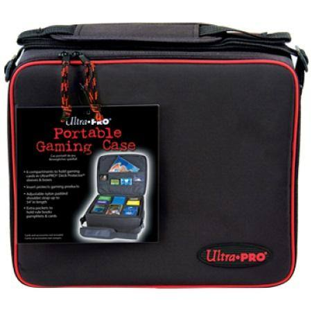 Ultra Pro Zippered Gaming Card Carry Case