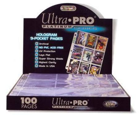 Ultra Pro Pages Binders Conpania Holdings Ltd Tcg Protect