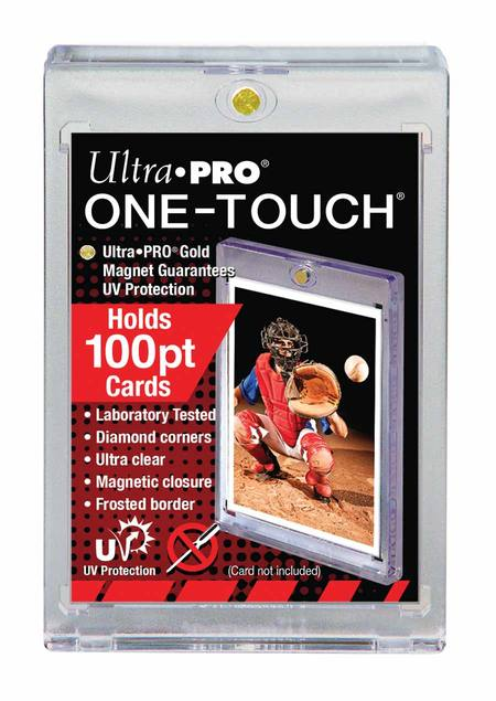 Ultra Pro 100pt UV One Touch Magnetic Holder