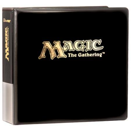 "Ultra Pro Magic the Gathering Logo 3"" Binder"