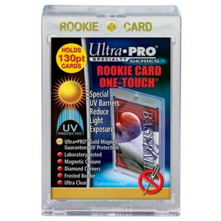 Ultra Pro 130PT UV ROOKIE One Touch Magnetic Holder