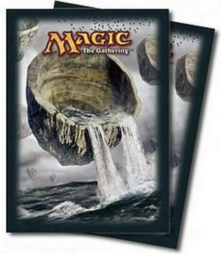 Ultra Pro Magic Deck Protectors - Island Art Pic