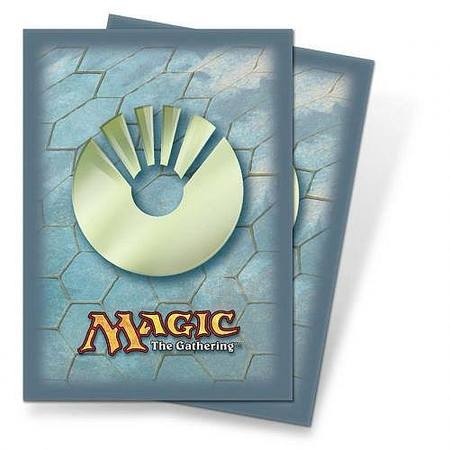 Ultra Pro Magic Deck Protectors - Mirrodin Besieged Mirrodin Symbol Art Pic