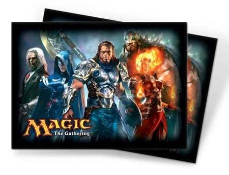 Ultra Pro Magic Deck Protectors - Core Set 2012 Tight Five Art Pic