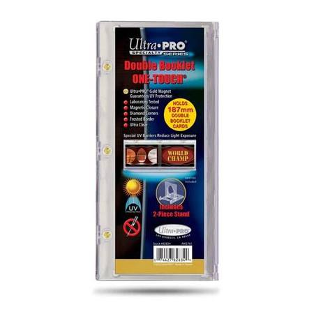 Ultra Pro Booklet Card Holder 187mm - UV One Touch