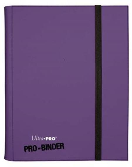Ultra Pro - PRO-Binder Purple