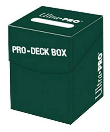 Ultra Pro - PRO-Deck Box 100+ Green