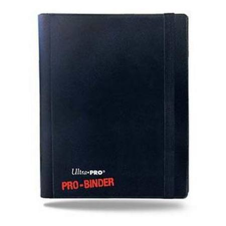 Ultra Pro 4 Pocket PRO-Binder Black