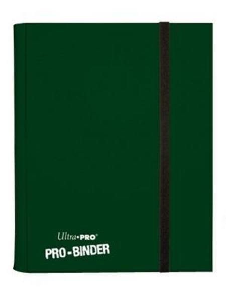Ultra Pro - PRO-Binder Dark Green