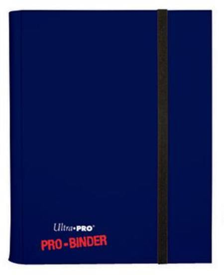 Ultra Pro - PRO-Binder Dark Blue