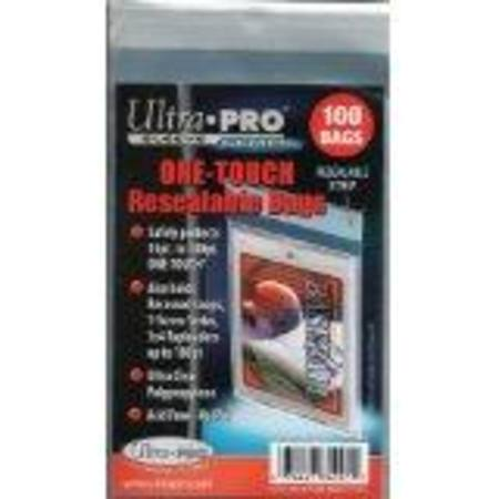 Ultra Pro One Touch Resealable Bags