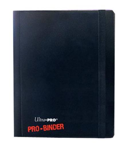 Ultra Pro 2 Pocket PRO-Binder Black