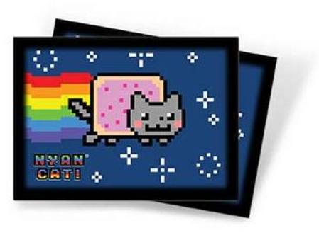 Ultra Pro Nyan Cat (50CT) Standard Deck Protectors