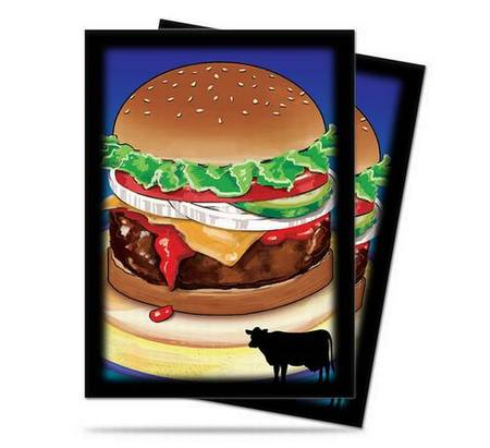 Ultra Pro Foodie Burger (50CT) Regular Size Sleeves