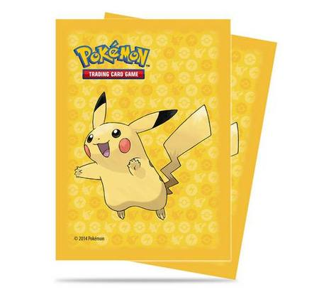 Ultra Pro Pokemon Pikachu (65CT) Sleeves