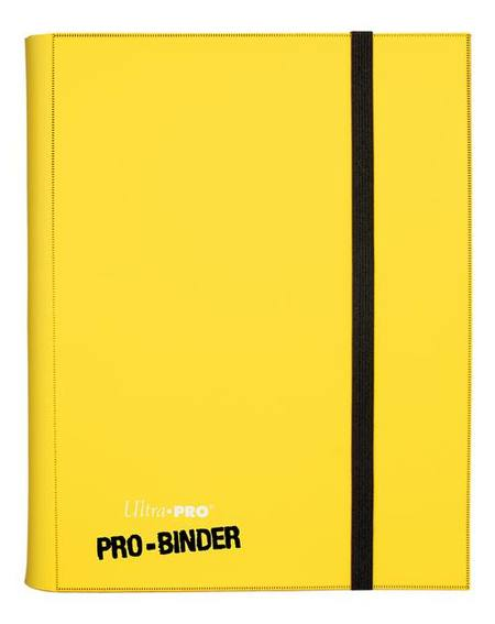 Ultra Pro - PRO-Binder Yellow