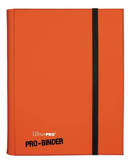 Ultra Pro - PRO-Binder Orange