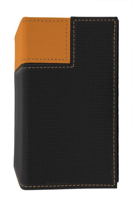 Ultra Pro M2 Deck Box - Defiant Piper Black/Orange