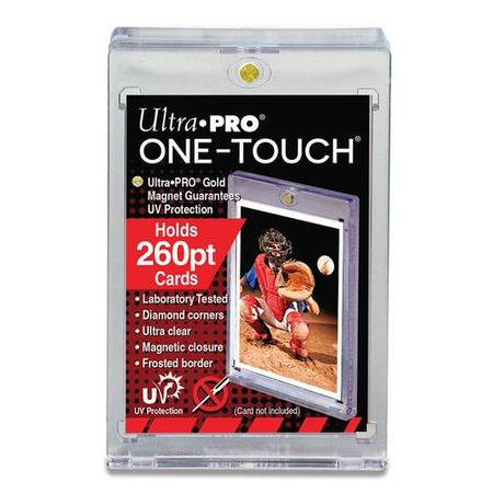 Ultra Pro One Touch 260pt  UV Magnetic Card Holder