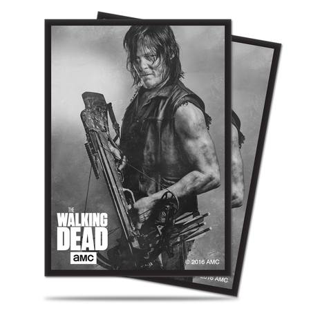 Ultra Pro The Walking Dead Deck Protector Sleeves - Daryl 50ct