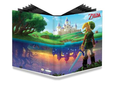 Ultra Pro Legend of Zelda - A Link Between Worlds Pro Binder