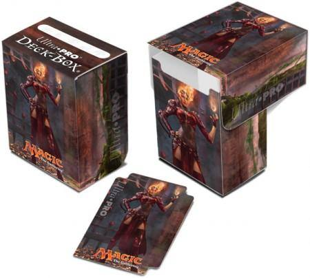 Ultra Pro Magic M14 Core Set Chandra Top Loading Deck Box