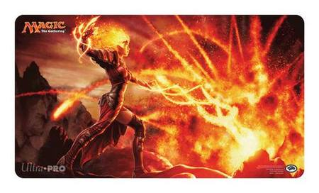 Magic M14 #5 Flames of the Firebrand Playmat (Full Size)