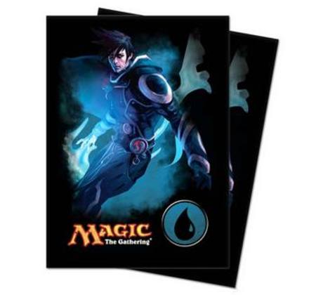Ultra Pro Magic Deck Protectors - Mana 4 Jace Art Pic