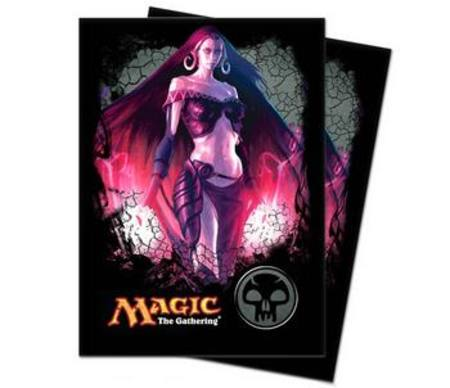 Ultra Pro Magic Deck Protectors - Mana 4 Liliana Art Pic