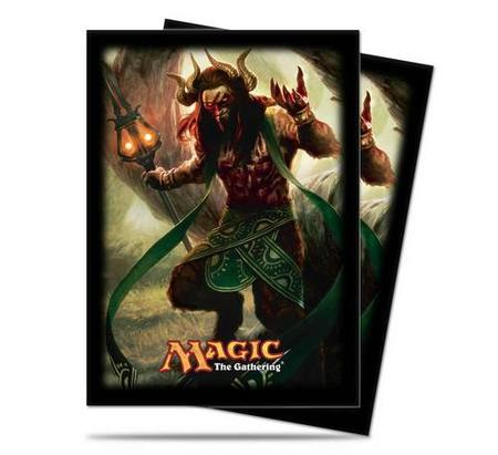 Ultra Pro Magic Deck Protectors - Theros #3  Art Pic