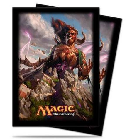 Ultra Pro Magic Deck Protectors - Born Of The Gods #2  Art Pic