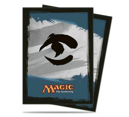 Ultra Pro Magic Deck Protectors -  KTK #2 Jeskai Art Pic