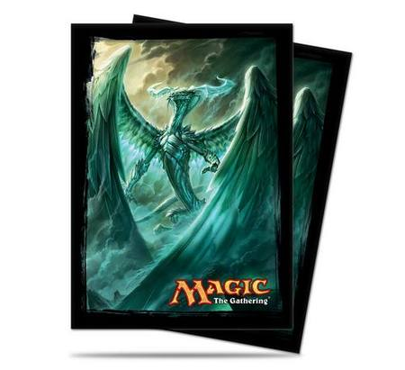 Ultra Pro Magic Deck Protectors - Fate Reforged Ugin, the Spirit Dragon Art Pic