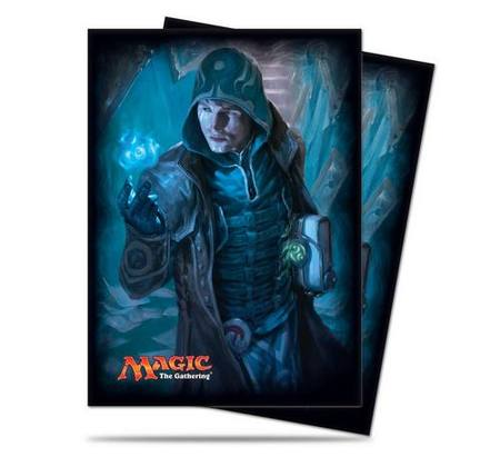 Ultra Pro  Magic SOI - Jace, Unraveler of Secrets Standard Deck Protectors